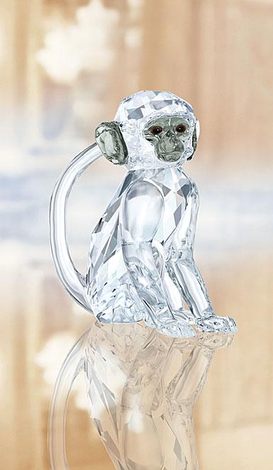 Swarovski Crystal, SCS Vervet Monkey (SCS Event Piece 2018)