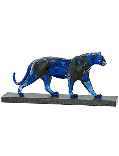 Swarovski Crystal, Myriad The Leopard, Limited Edition Sculpture
