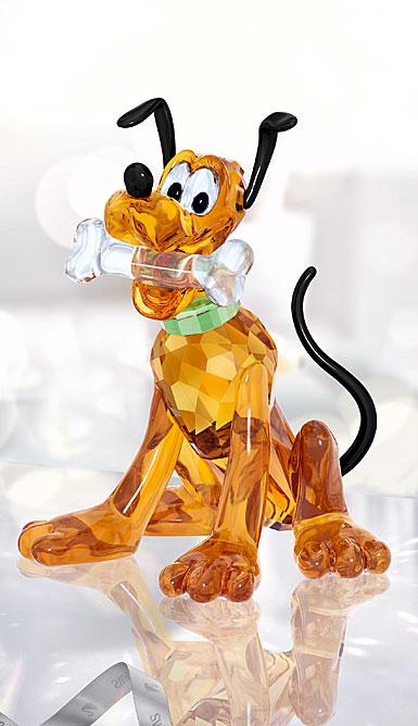 Swarovski Crystal, Disney Pluto