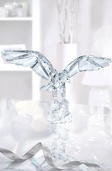 Swarovski Crystal, Feathered Beauties, Eagle