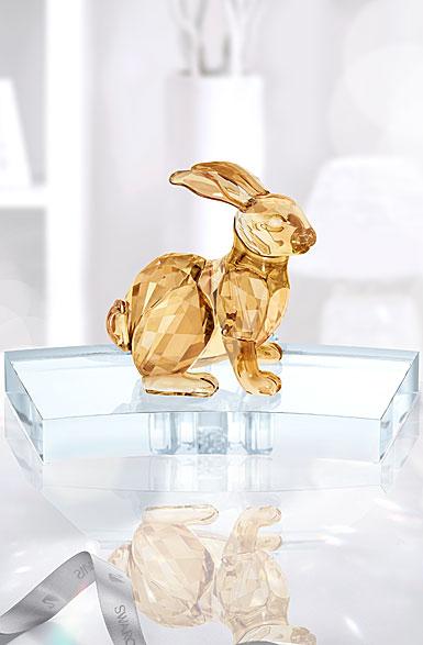 Swarovski Crystal Chinese Zodiac Rabbit