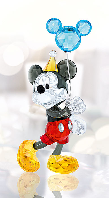 Swarovski Crystal, Disney Mickey Mouse Celebration