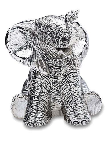 Reed & Barton Musical Elephant