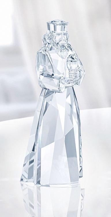 Swarovski Crystal, Nativity Scene, Melchior Figurine