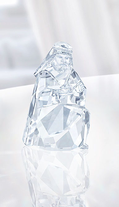 Swarovski Crystal, Nativity Scene Gaspar Figurine