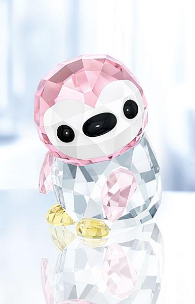 Swarovski Crystal, SCS Little Sister Patty Crystal Figurine