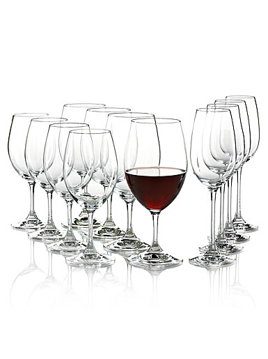Riedel Ouverture, Buy 9 Get 12 Gift Crystal Wine Glasses, Set