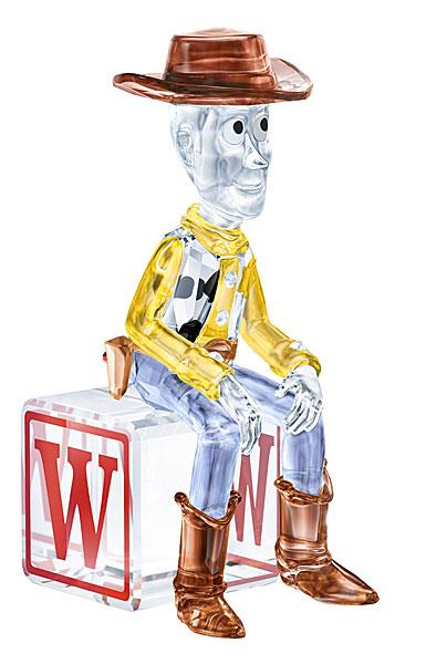 Swarovski Crystal, Disney Toy Story Collection, Sheriff Woody