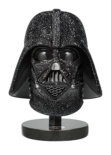Swarovski Star Wars - Darth Vader Helmet Limited Edition