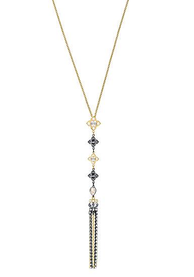 Swarovski Millennium Multi Colored Long Pendant Necklace