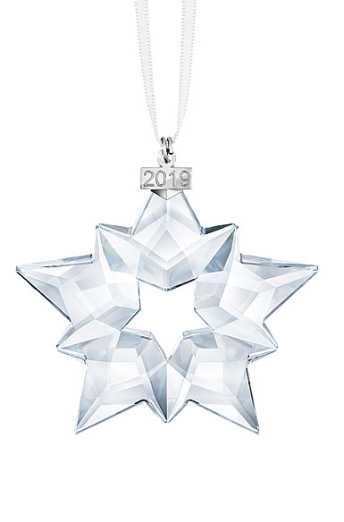swarovski ornament 2019