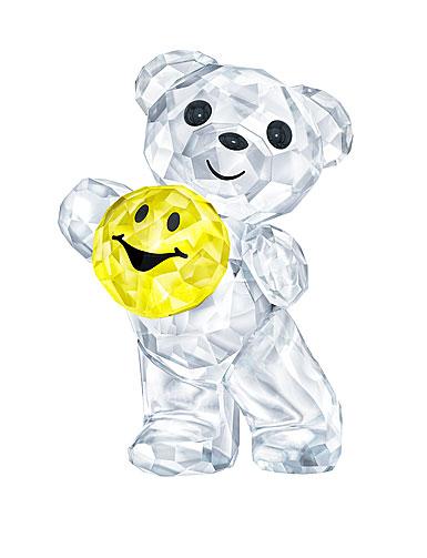 Swarovski Crystal Kris Bear, A Smile For You