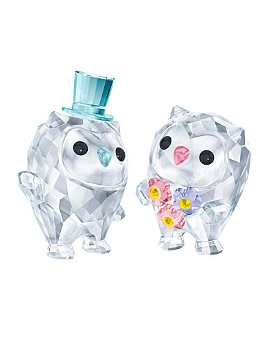 Swarovski Crystal The Hoot Owls - We Are In Love