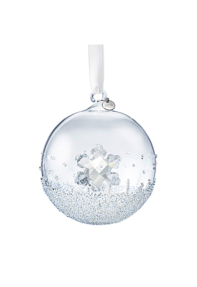 Swarovski Christmas Ball Ornament, Annual Edition 2019