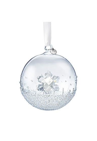 Swarovski Annual Edition Christmas Ball Ornament 2019