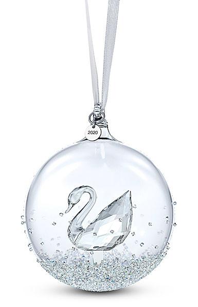 Swarovski Christmas Ball Ornament, Annual Edition 2020