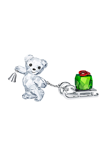 Swarovski Kris Bear - Christmas, Annual Edition 2019