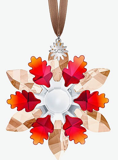 Swarovski SCS Winter Sparkle Ornament, Limited Edition 2019