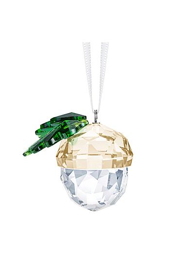 Swarovski Winter Sparkle Acorn Ornament 2019
