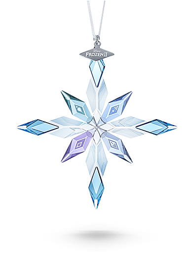 Swarovski Disney Frozen 2 Snowflake Ornament