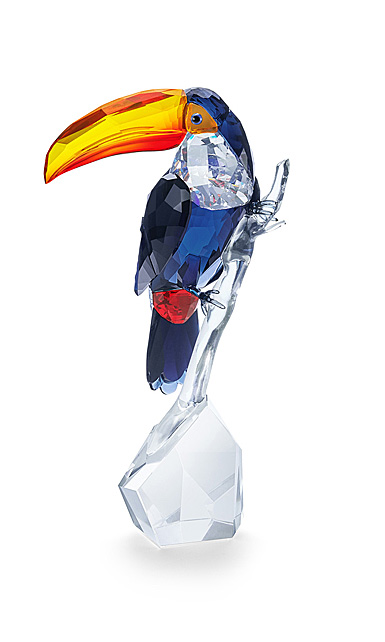 Swarovski Crystal Paradise Toucan
