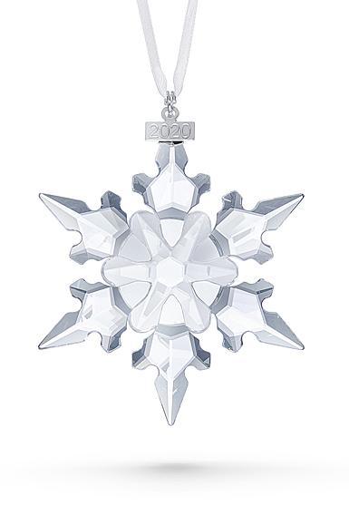 Swarovski 2020 Christmas Star Swarovski Annual Edition 2020 Christmas Ornament | Crystal Classics