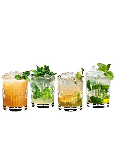 Riedel Mixing Rum Tumblers, Set of Four