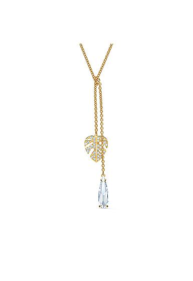 Swarovski Necklace Tropical Necklace Enit Gold