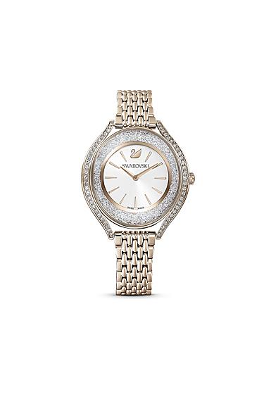 Swarovski Women's Watch Crystalline Aura Pcg White Pcg