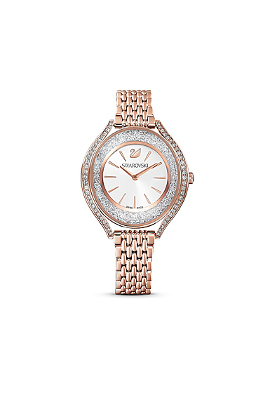 Swarovski Women's Watch Crystalline Aura Pro White Pro