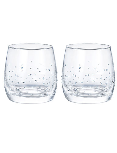 Swarovski Crystalline Light DOF Tumblers Pair
