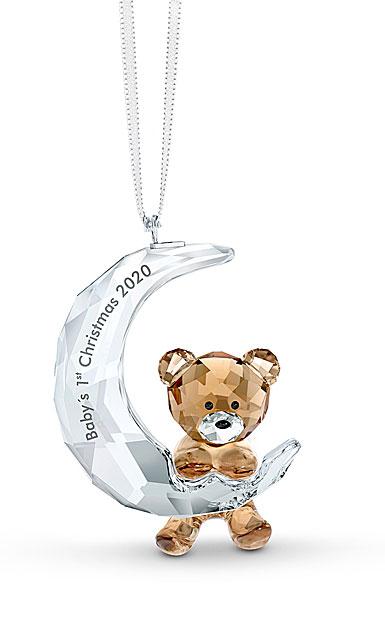 Swarovski Baby's 1st 2020 Christmas Ornament