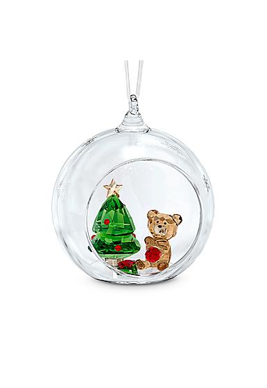 Swarovski Christmas Scene Ball 2020 Ornament