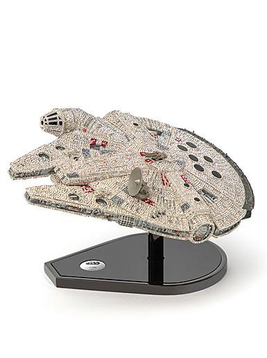 Swarovski Myriad Star Wars Millennium Falcon