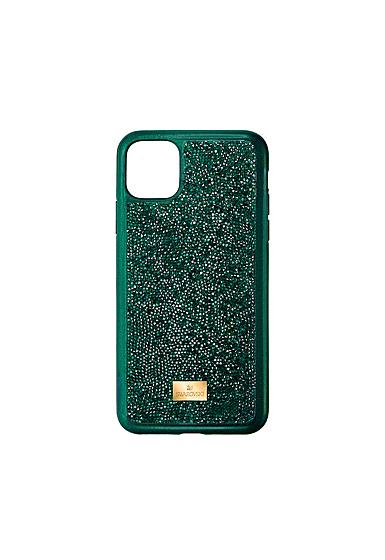Swarovski Glam Rock Emerald 11 Pro Case Green