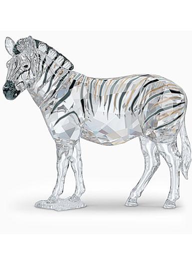 Swarovski Crystal, SCS 2021 Elegance of Africa Annual Edition, Zebra Amai