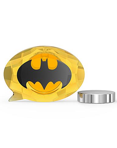 Swarovski Warner Bros. DC Comics Magnet Batman Logo
