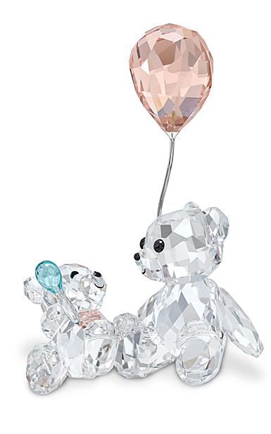 Swarovski My Little Kris Bear Mother and Baby