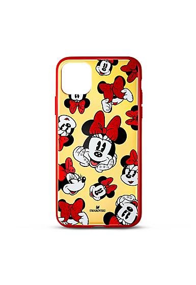 Swarovski Disney Minnie iPhone 11 ProMax Case Multi Pattern