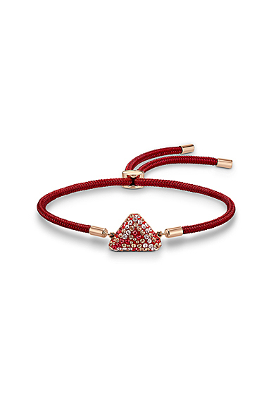 Swarovski Power Collection Fire Element Bracelet, Red, Gold Tone Plated