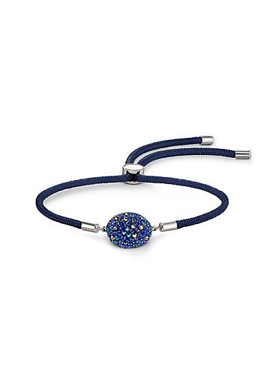 Swarovski Power Collection Water Element Bracelet, Blue, Stainless Steel