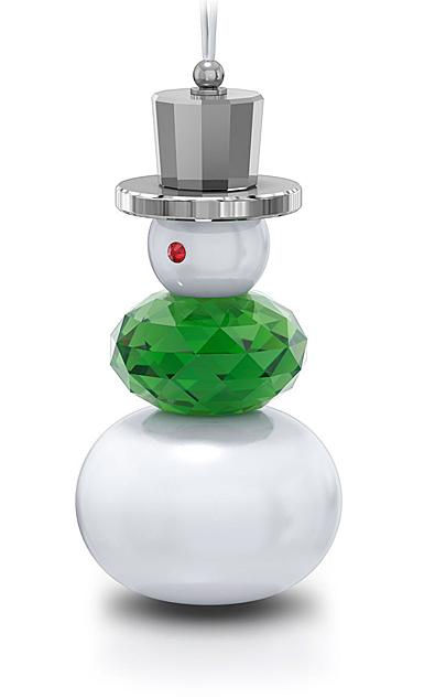 Swarovski Holiday Cheers Ornament Snowman