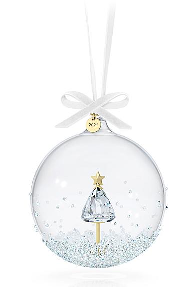 Swarovski Annual Edition Ball Ornament 2021