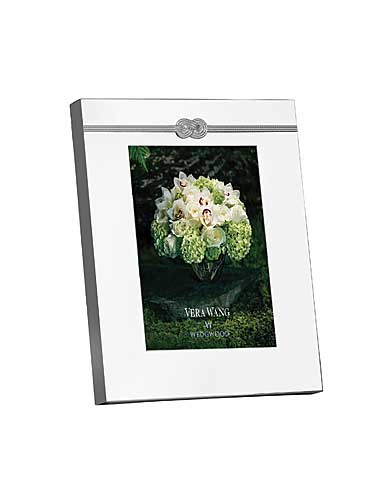 "Vera Wang Wedgwood Infinity 5x7"" Picture Frame"