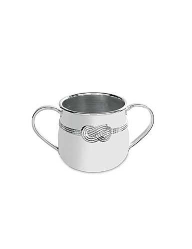 Vera Wang Wedgwood Infinity Baby Cup