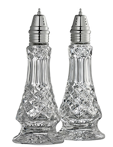 Galway Crystal Ashford Salt and Pepper