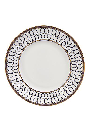 "Wedgwood Renaissance Gold Dinner Plate 10.75"", Single"