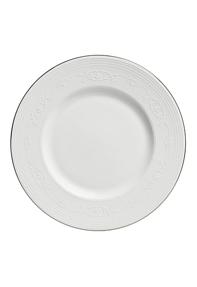 """Wedgwood English Lace Accent Salad Plate 9"""""""