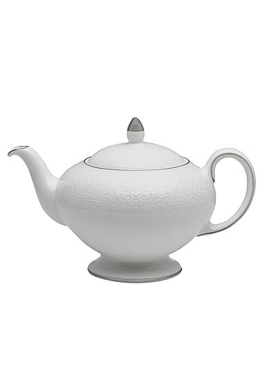 Wedgwood English Lace Teapot