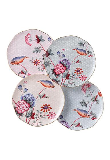 Wedgwood Cuckoo Tea Plate, Set of 4